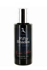 Gel plaisir féminin - Fifty Shades of Grey : Sublimez votre plaisir avec ce gel d'excitation intime qui  renforce les orgasmes et la stimulation.