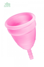 Coupe menstruelle Rose Yoba Nature