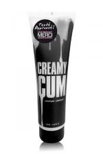 Lubrifiant Creamy Cum - Jacquie et Michel : Le lubrifiant intime qui ressemble à du sperme approuvé par l'équipe J&M.
