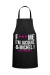 Tablier Fuck Me - Jacquie & Michel