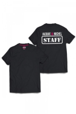 Tee-shirt J&M Staff (dos)