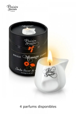 Bougie de massage Aroma