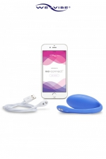 Oeuf vibrant connecté We-Vibe Jive